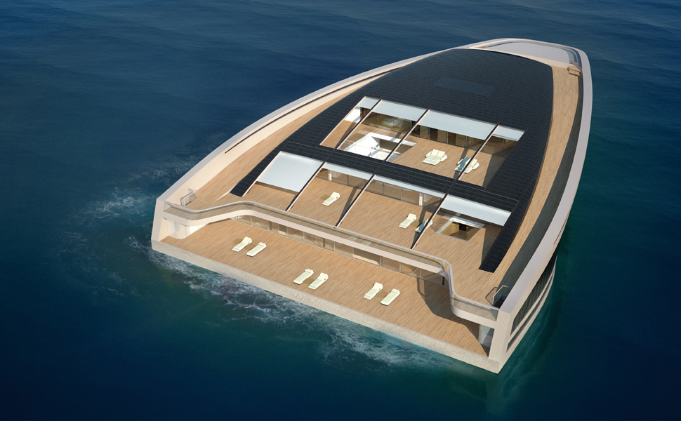 Wally Hermès WHY Yacht