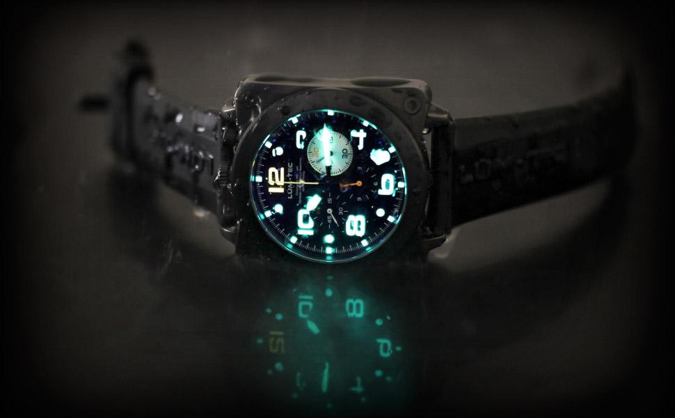 Lum-Tec Bull45 Watch