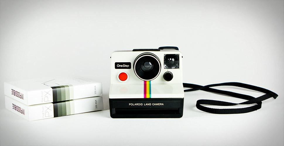 Polaroid SX-70 OneStep Land Camera
