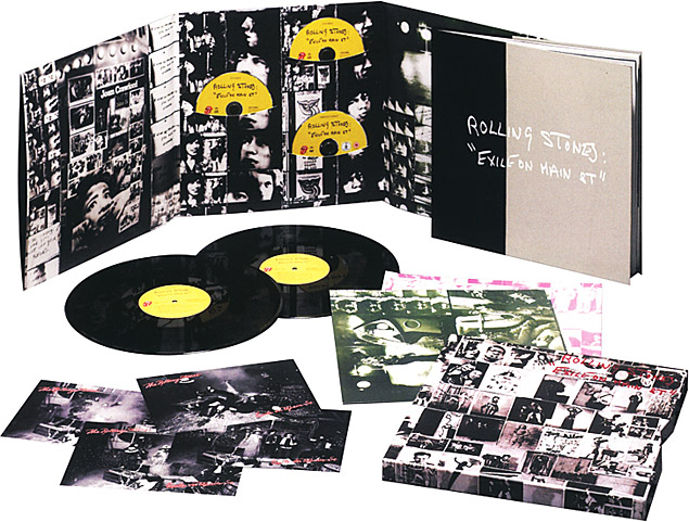 Exile on Main St. Super Deluxe Edition
