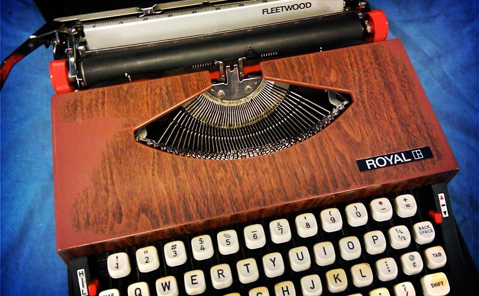 USB Typewriters