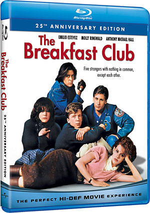 The Breakfast Club 25th Anniversary Edition