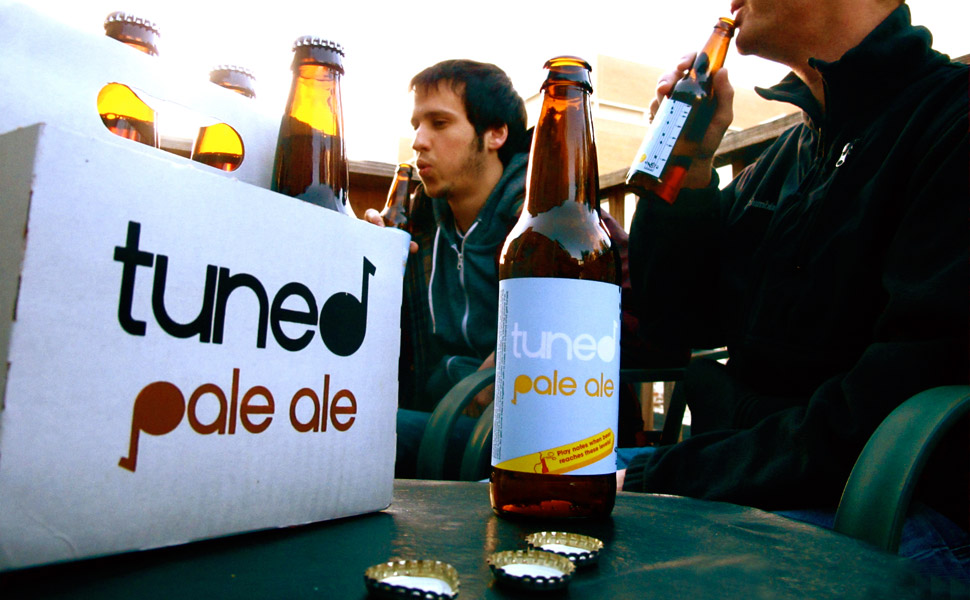 Tuned Pale Ale