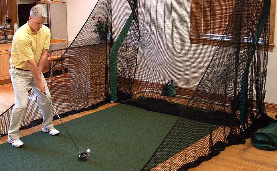 Indoor Golf Trainer