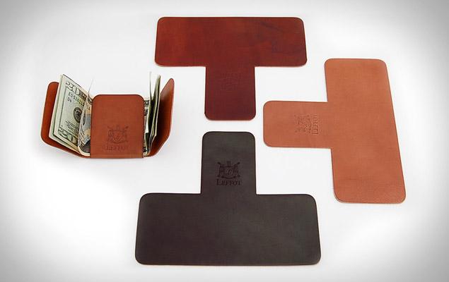 Leffot Fold Wallet