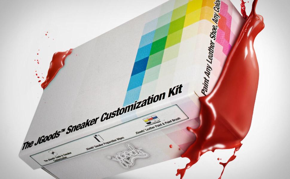 Sneaker Customization Kit
