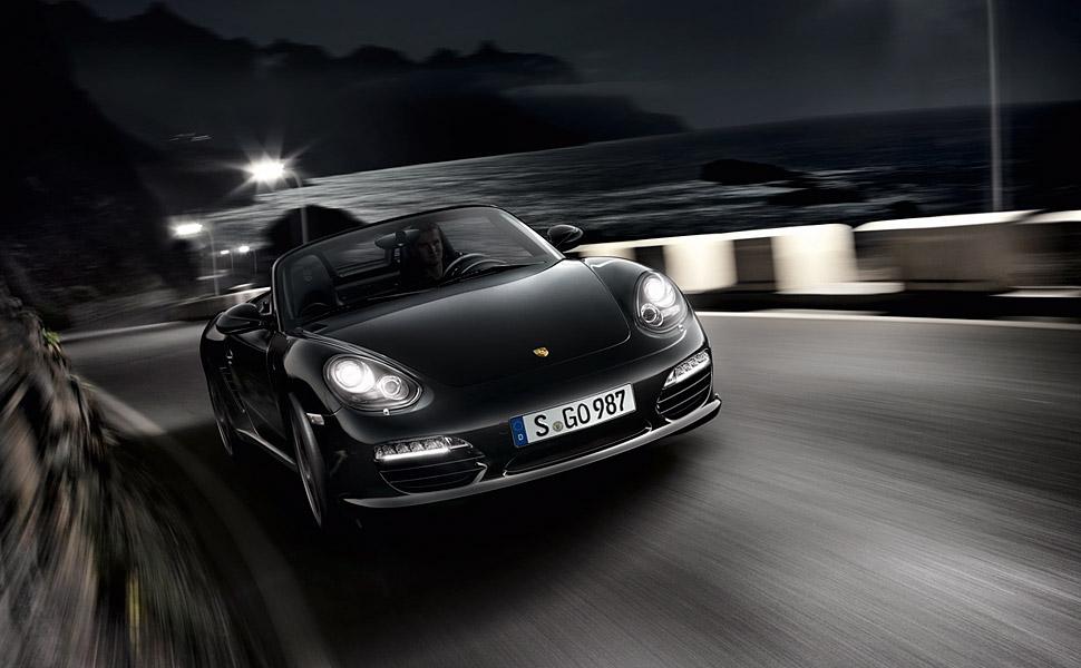Black Porsche Car 2012 2012 Porsche Boxster s Black