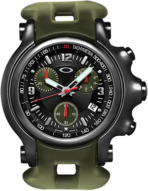 Oakley Holeshot Watch