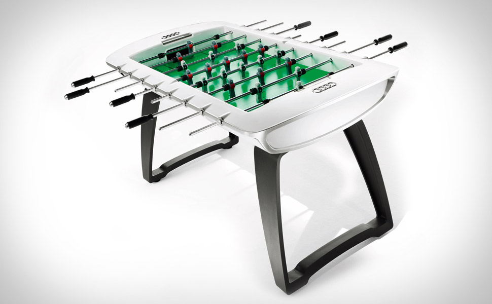 Audi Design Soccer Table