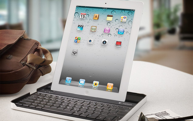 Logitech iPad Keyboard Case