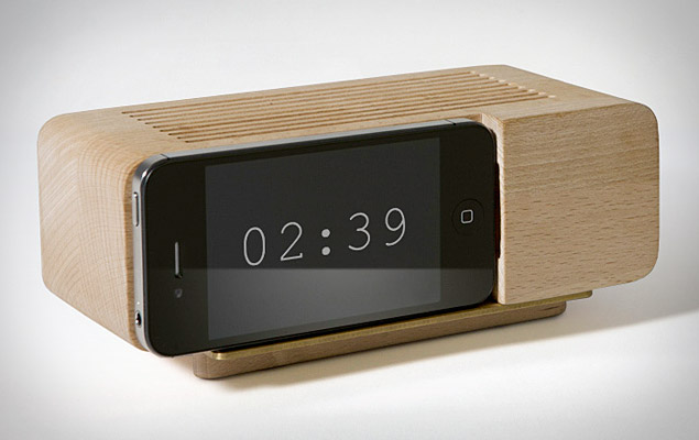 Areaware Alarm Dock
