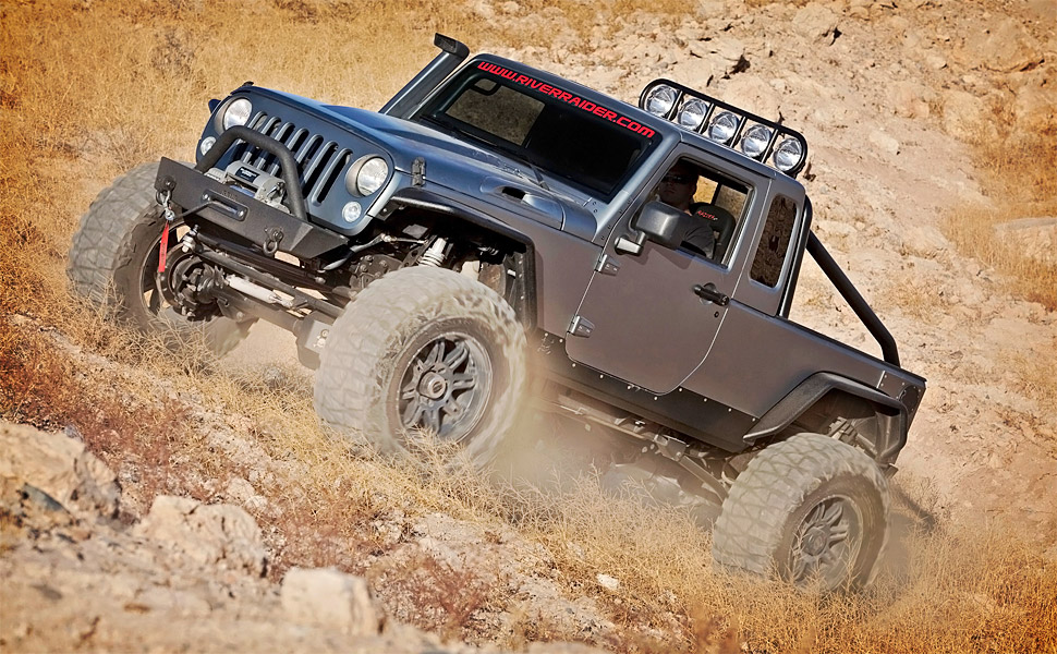 Hauk Jeep River Raider