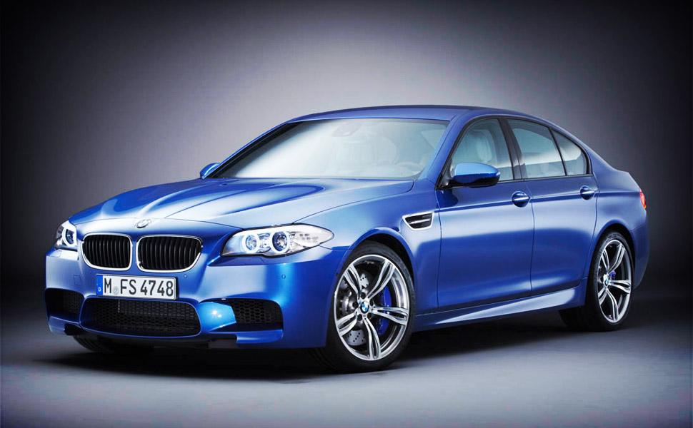 2012 BMW M5