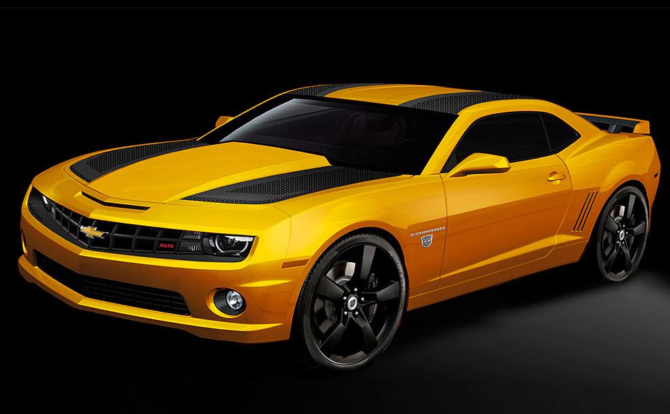 Transformers Special Edition Camaro