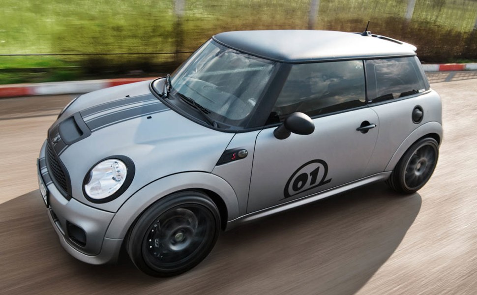 Vilner Mini Cooper Italian Job Edition