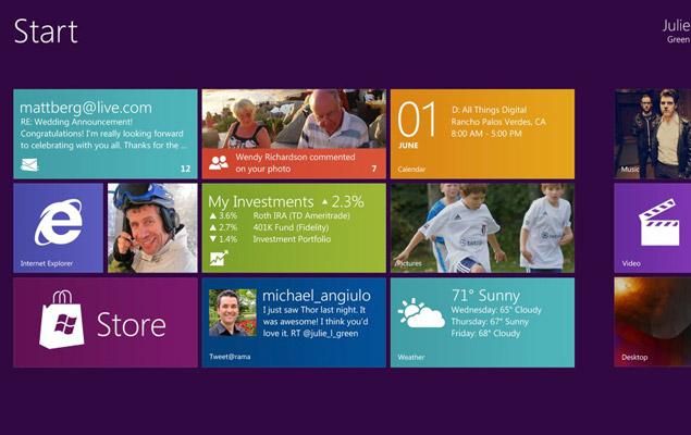 windows 8 Microsoft Windows 8