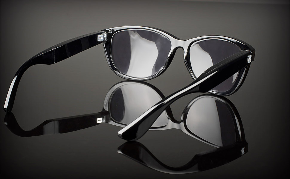 ZionEyez Video Recording Glasses