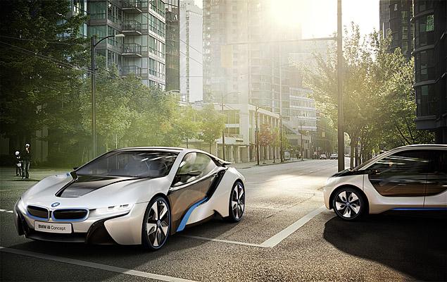 Экоавтомобили BMW i-series больше не пользуются спросом