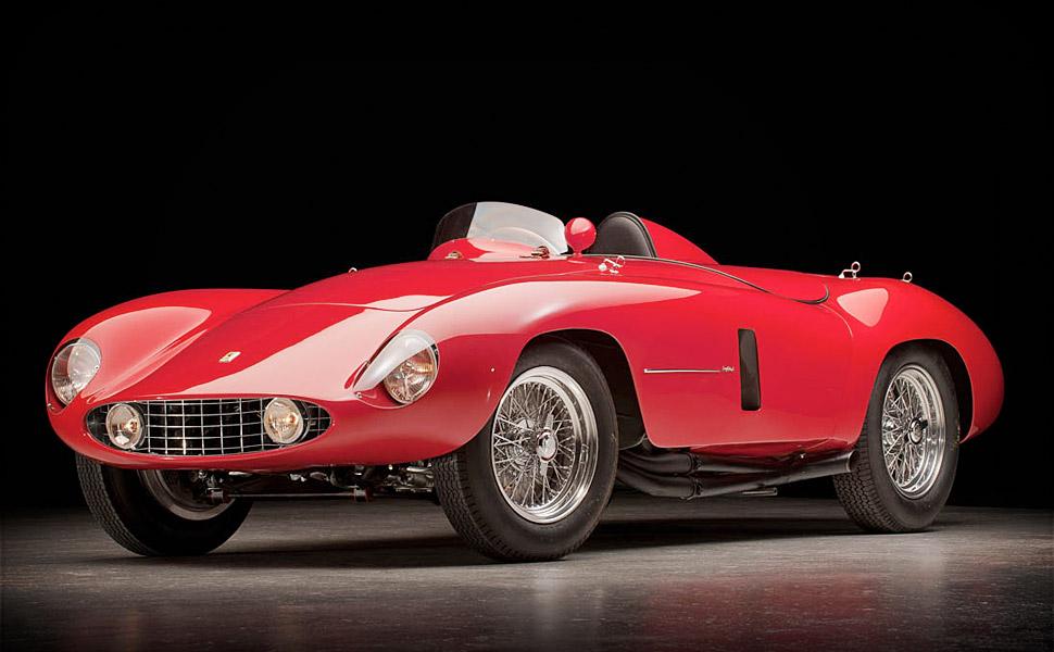 1955 Ferrari 750 Monza Spider