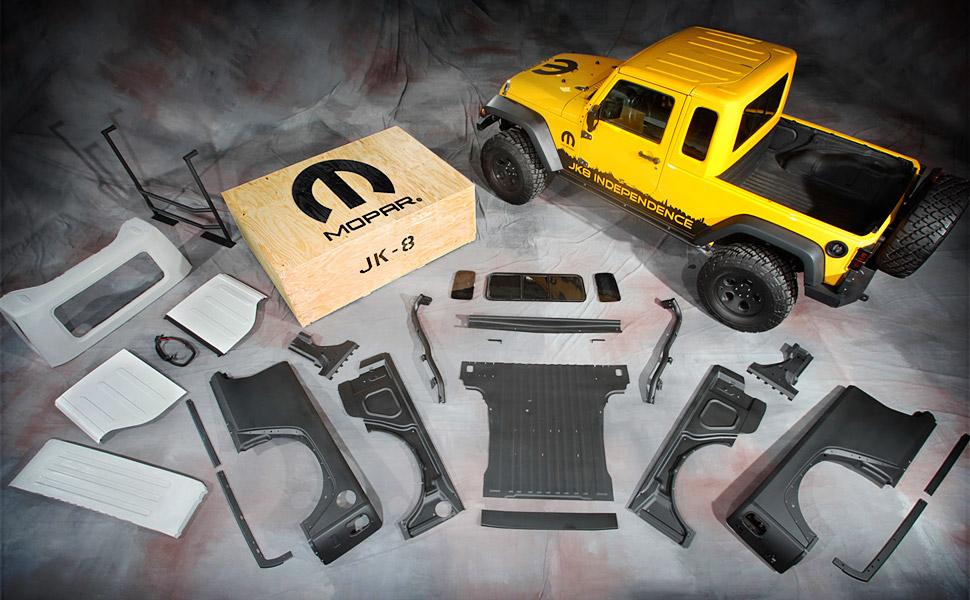 Mopar JK-8 Jeep Kit