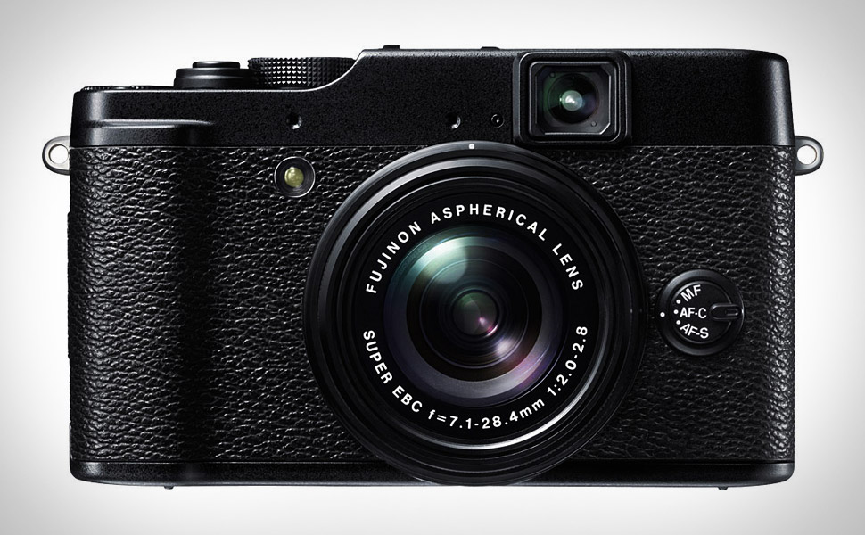 Fujifilm FinePix X10 Camera