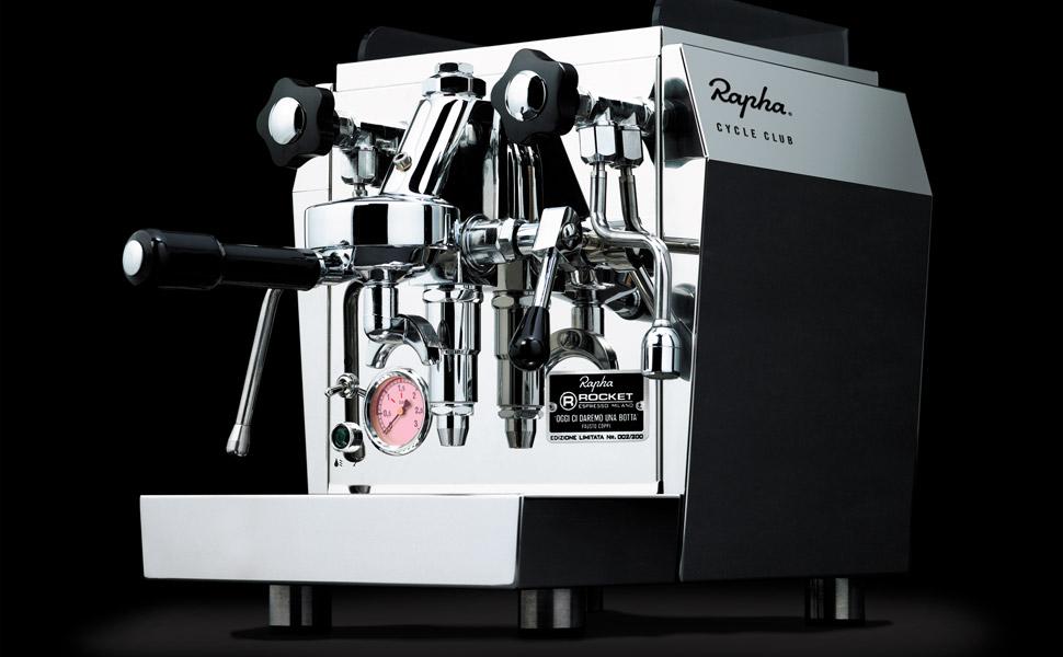 Rocket Giotto Rapha Espresso Machine