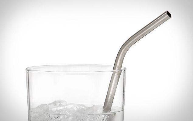 titanium straw Titanium Straw