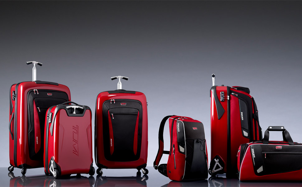 Tumi Ducati Collection
