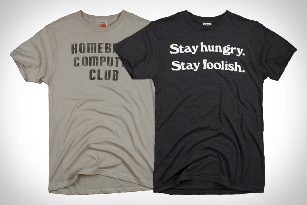 Homage Steve Jobs T-Shirts