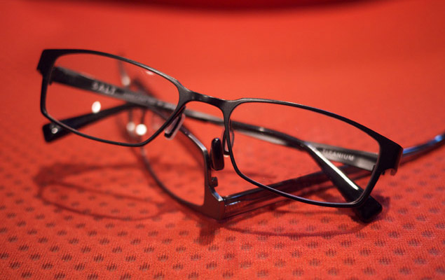 Salt Titanium Eyeglasses
