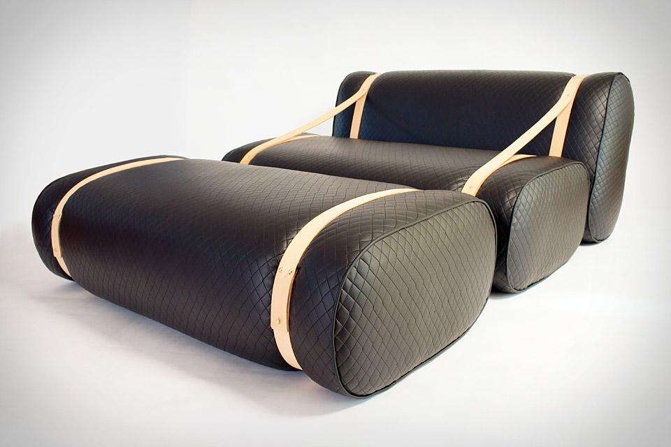 Cuscino Lounge Chair