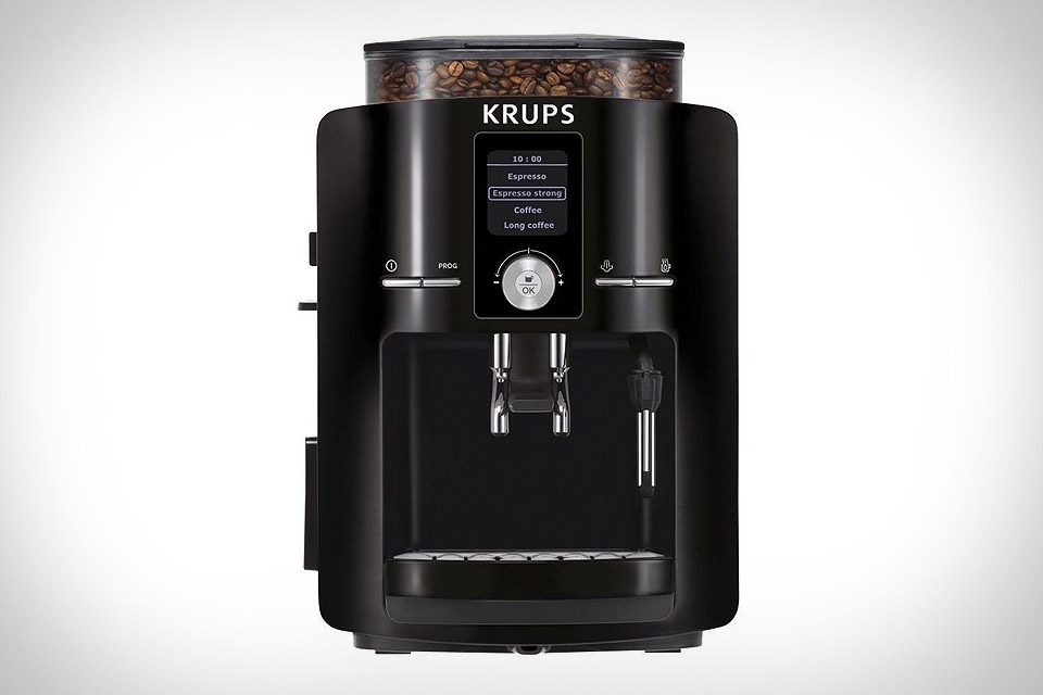 Krups Espresseria Fully Automatic Espresso Machine