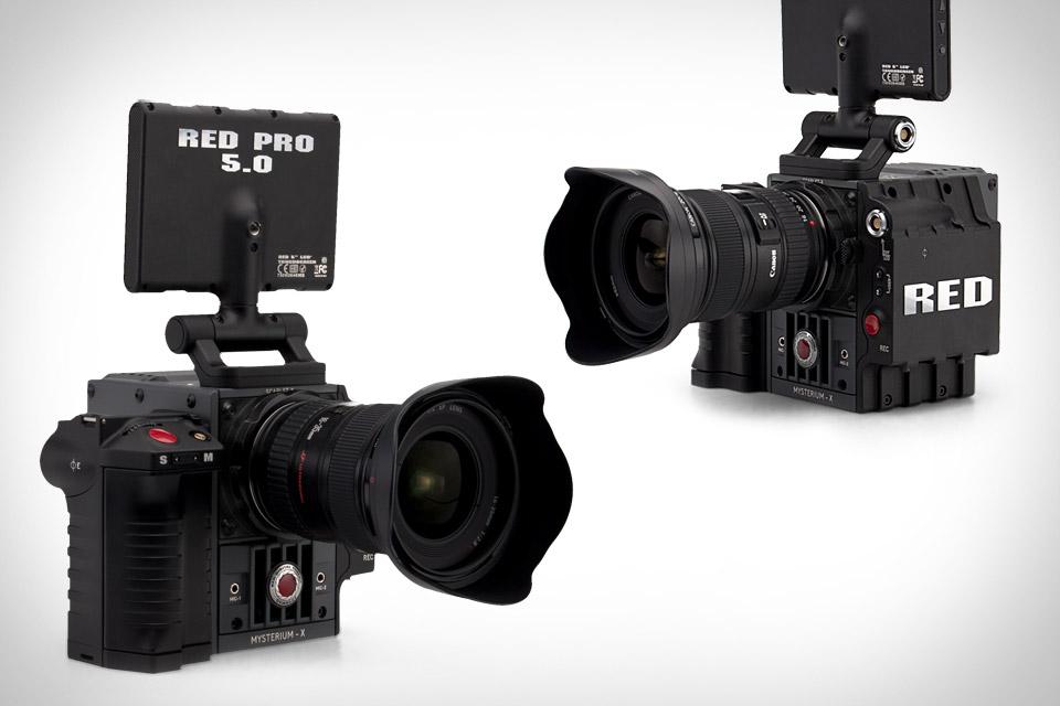 Red Scarlet-X Camera