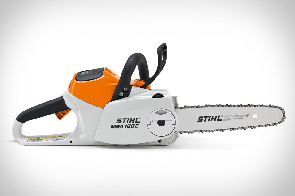 Stihl Battery-Powered Chain Saw