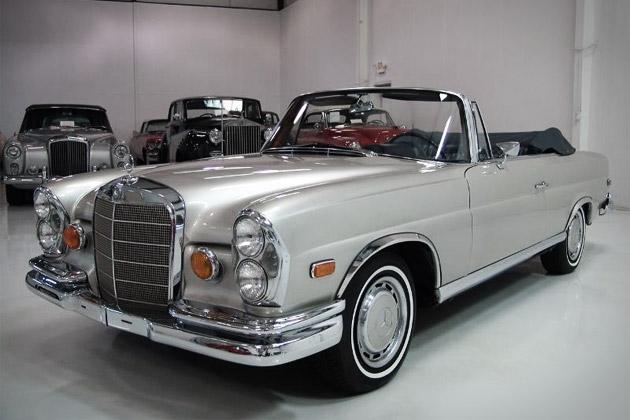 1965 mercedes benz 220se cabriolet uncrate for 1965 mercedes benz