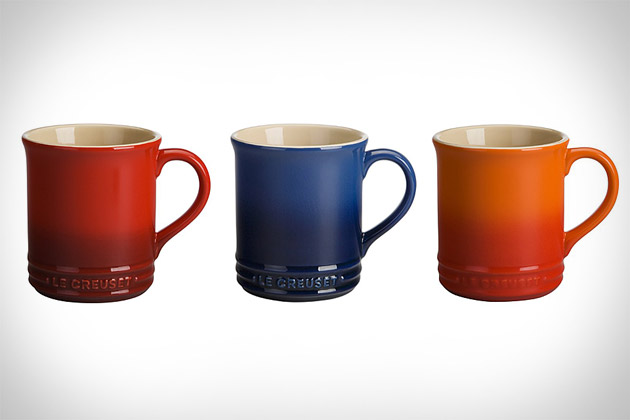 Le Creuset Stoneware Mugs