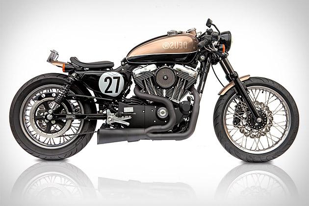 Deus Bald Terrior 1200 Motorcycle