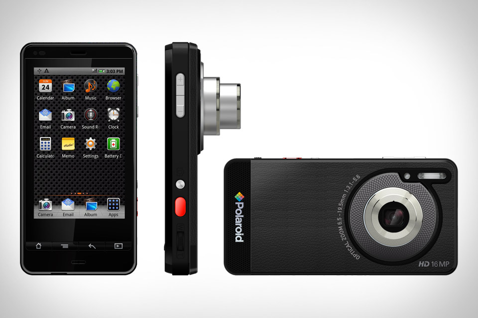 Polaroid SC1630 Smart Camera