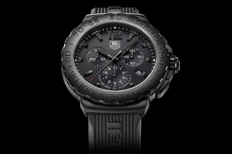 Tag Heuer Formula 1 Stealth Watch