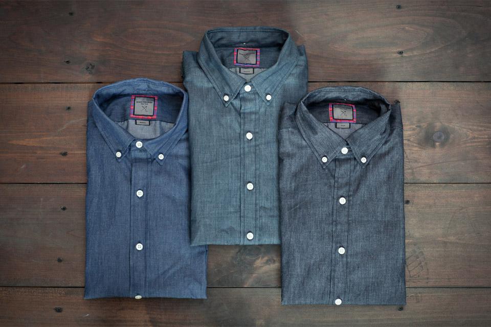 Ernest Alexander Denim Shirts