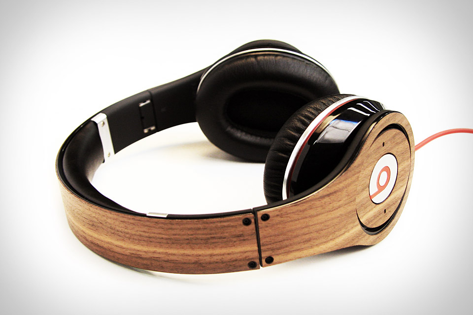 Lazerwood Beats Headphone Skin