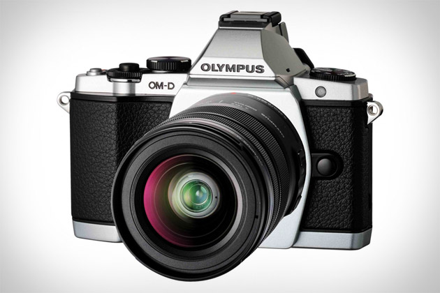 Olympus OM-D E-M5 Camera