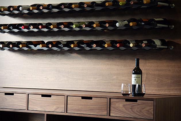 Henrybuilt Wine Storage System