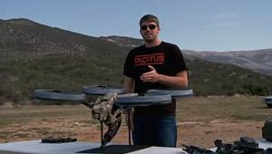 rotor machine gun