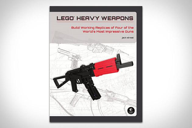 LEGO Heavy Weapons