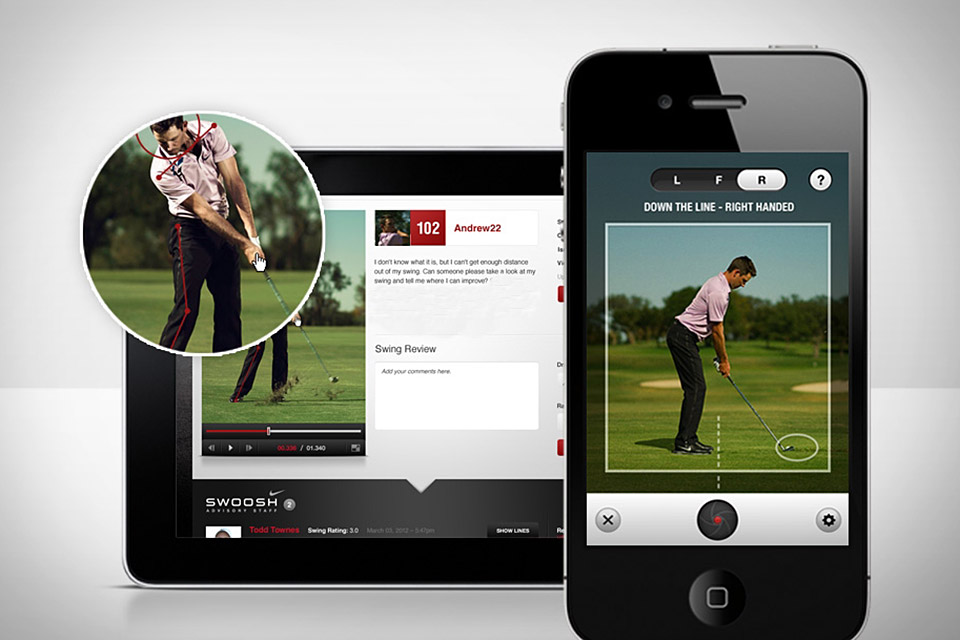 Nike Golf 360º App