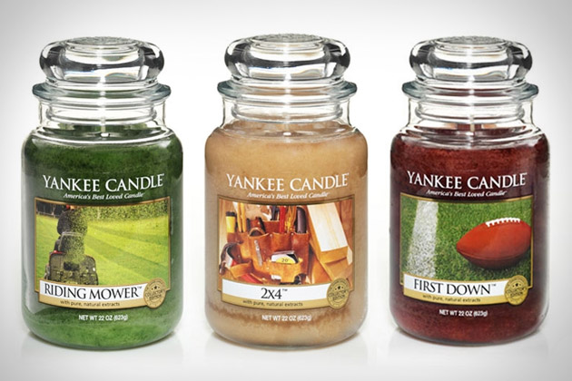 Yankee Man Candles