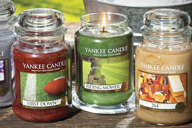 Yankee Man Candles