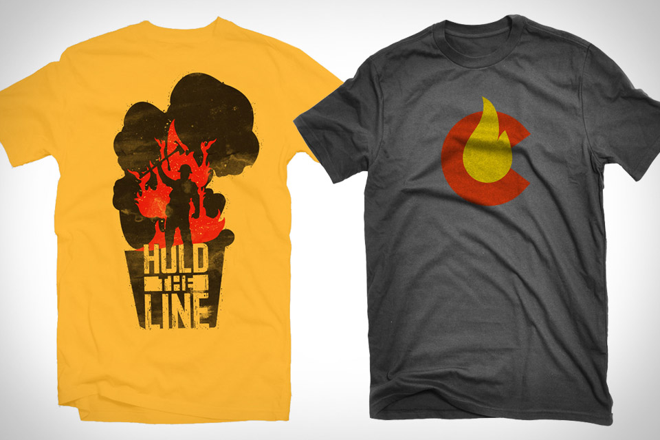 Colorado Wildfire T-Shirts