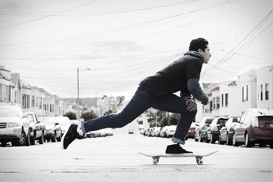 Levi's x Nike 511 Skateboarding Jean